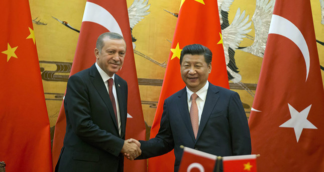 China agrees to discuss Turkey joining Shanghai group