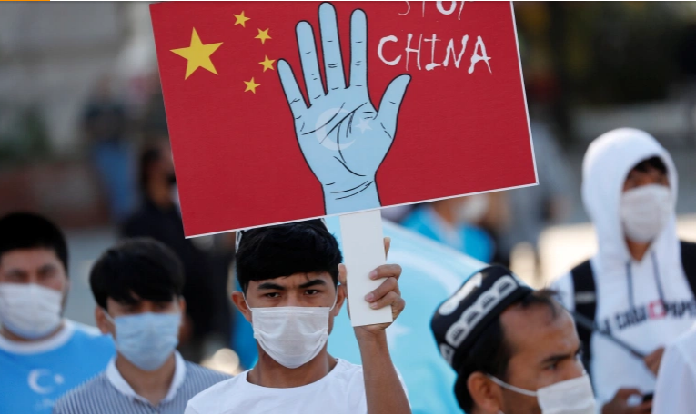 China possibly committed 'genocide' against Xinjiang Muslims