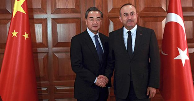 China says it would consider Turkey membership of Shanghai bloc