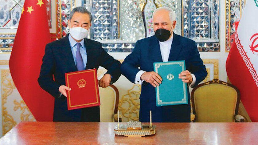 China surrounds the Islamic world