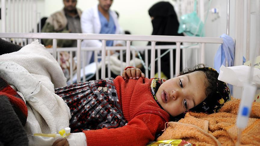 Cholera death toll in Yemen rises to 923: WHO