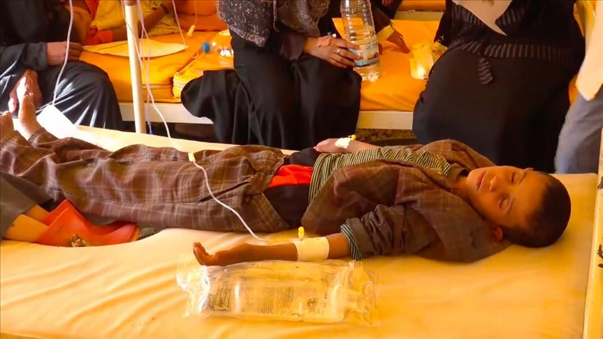 Cholera kills 1,146 Yemenis in 2 months