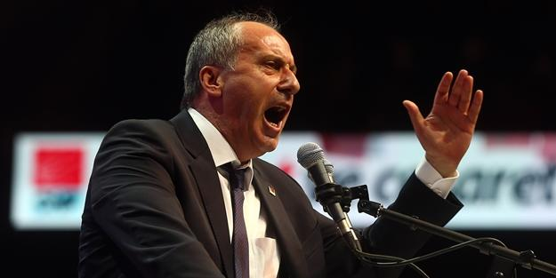 CHP announces Muharrem Ince as presidential candidate