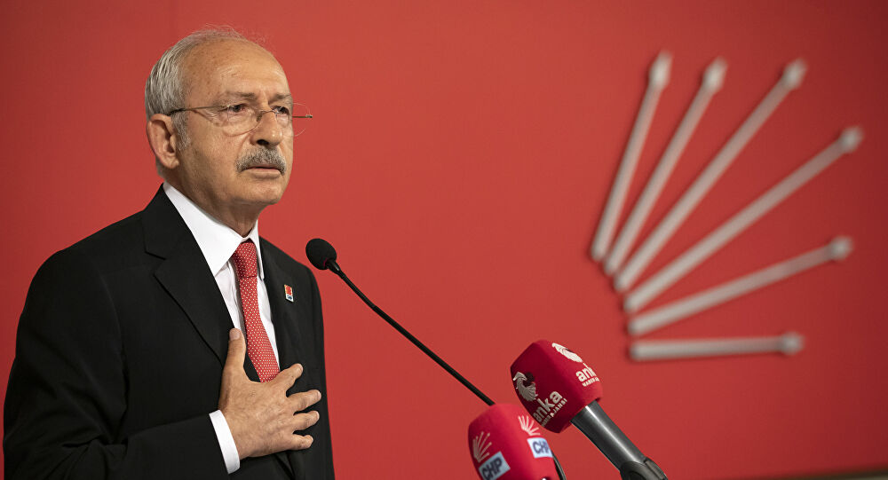 CHP leader vows to fight against any attempt to divide party