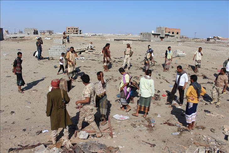 Clash kills 34 in southeastern Yemen