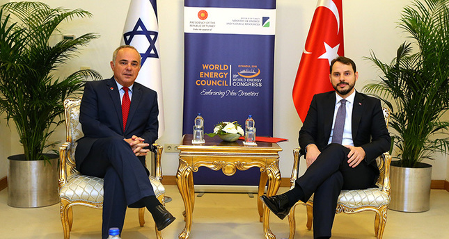 Private meeting with Zionist Minister