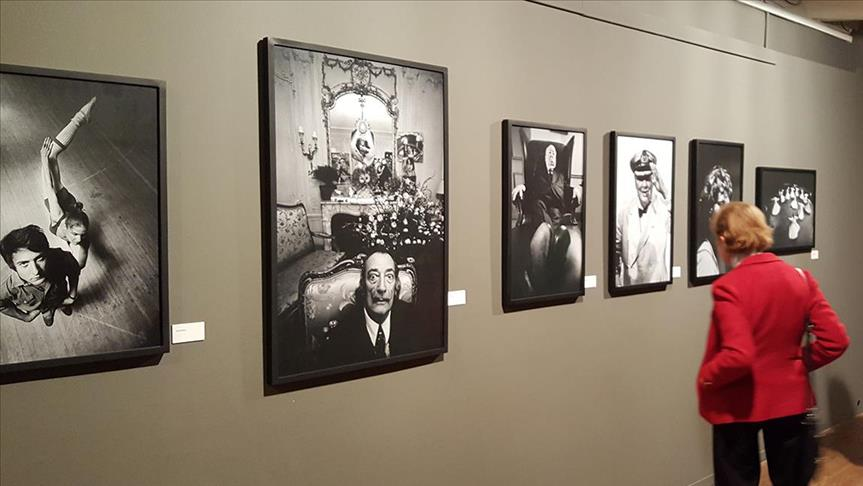 Colombia opens exhibit on Turkish fotog Ara Guler