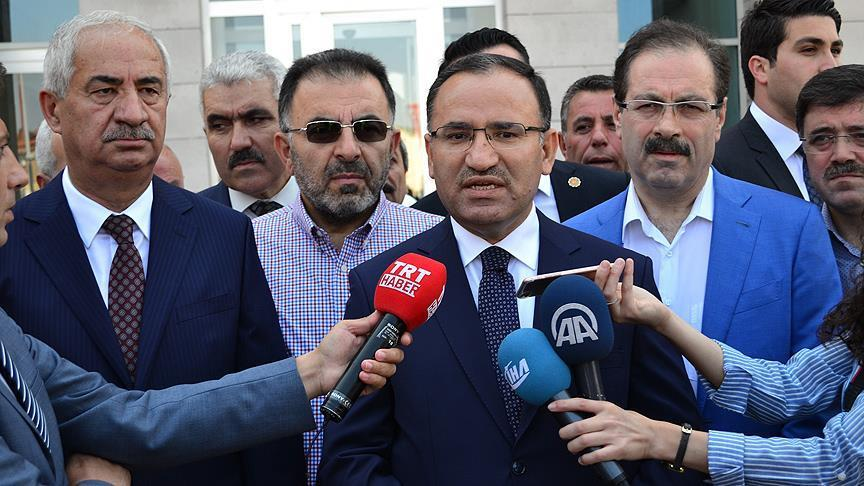 Comments by Sigmar Gabriel disrespectful, insolent, Turkish Deputy PM Bozdag says