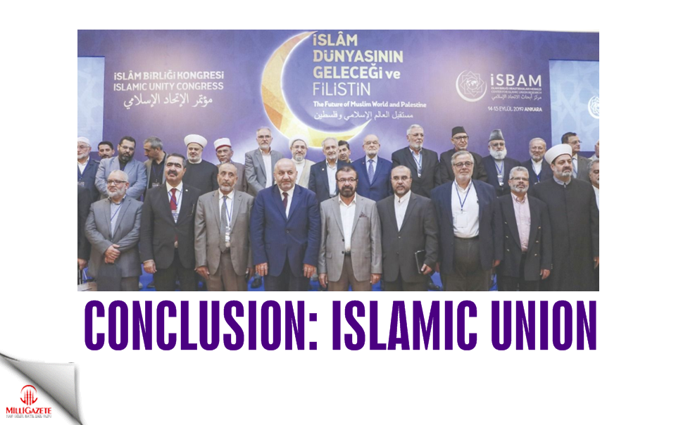Conclusion: Islamic Union