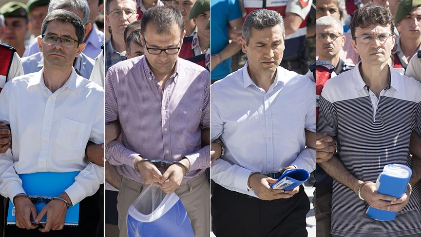 Coup plotters receive aggravated life sentences in Turkey