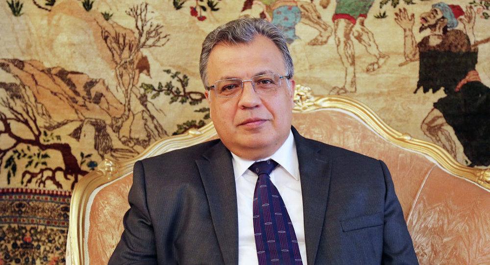 Court issues broadcast ban over slain Russian ambassador