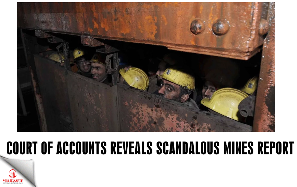 Court of Accounts reveals scandalous mines report