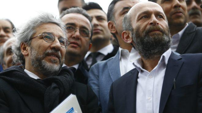 Court of Cassation overturns journalists' prison sentences, demands trial over 'spying'