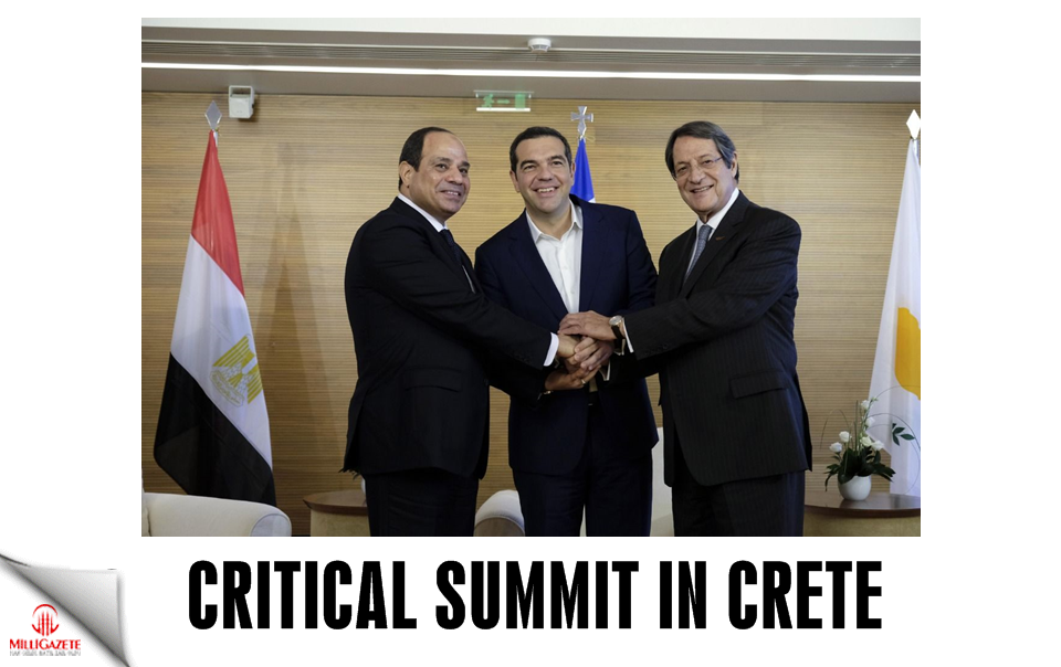 Critical summit in Crete
