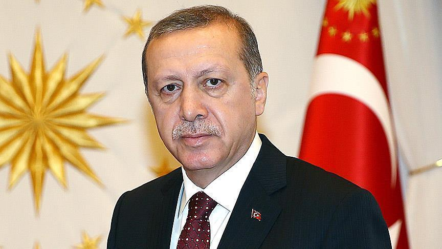 Culture, art as important as economy: Turkish president