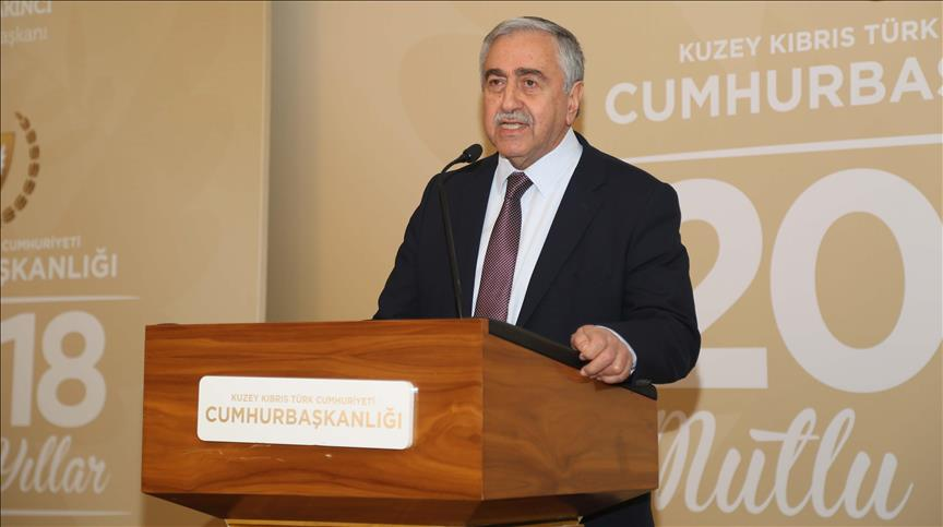 Cyprus talks will never be the same, Akinci says