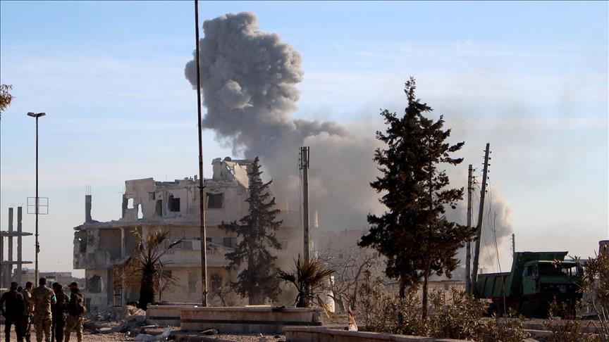 Daesh car bomb attack kills FSA fighters in al-Bab
