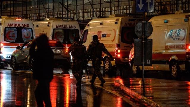 Daesh claims Istanbul nightclub attack