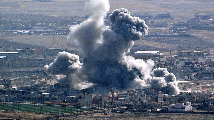 Daesh militants killed in coalition airstrike in Kirkuk