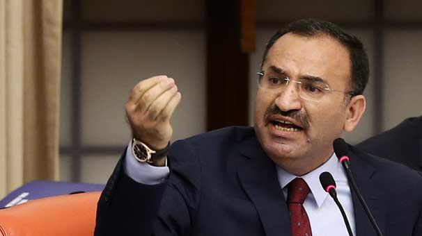 Deputy PM Bozdağ: Stop testing Turkey, aiding YPG