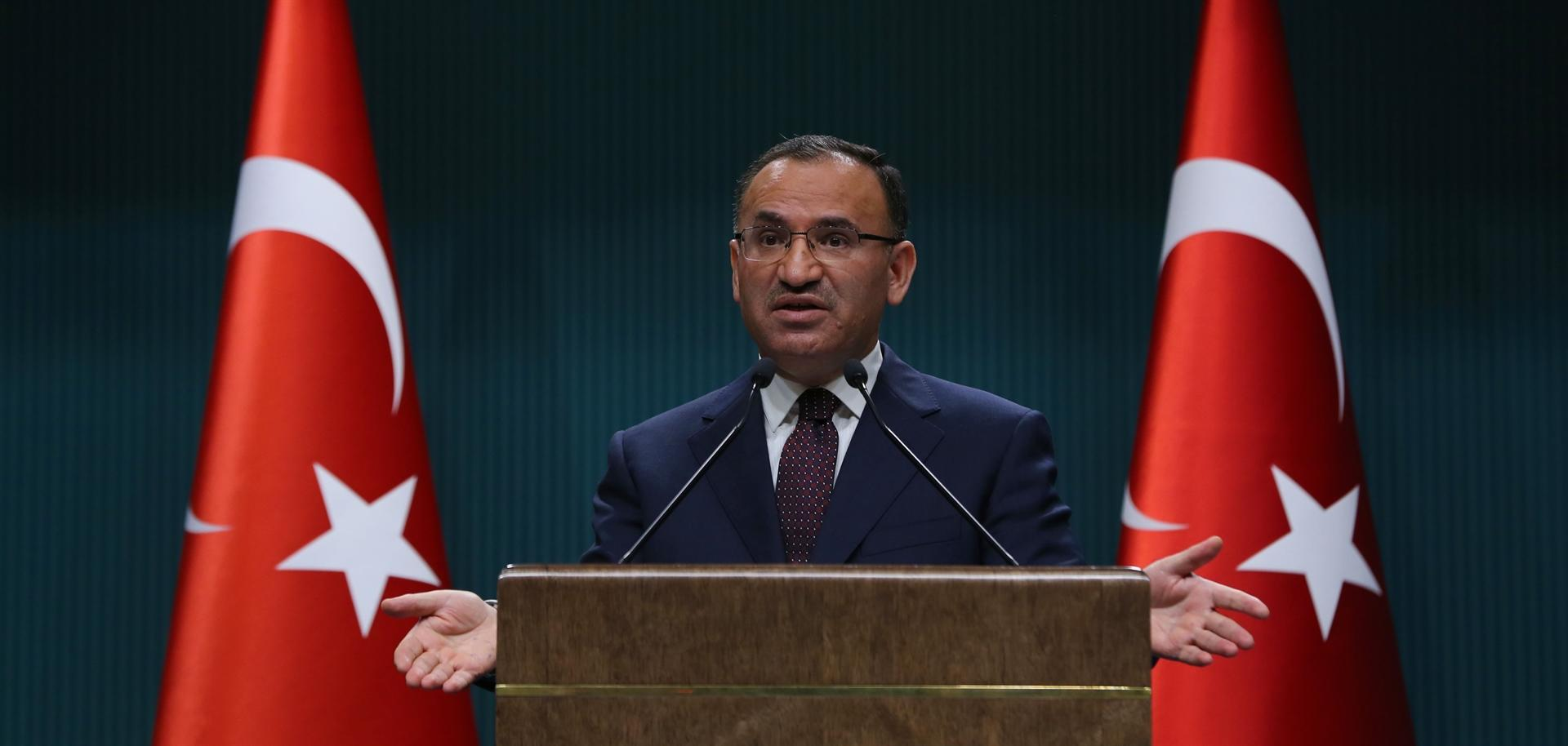 Deputy PM Bozdağ: Turkey has warned Germany over mosque attacks