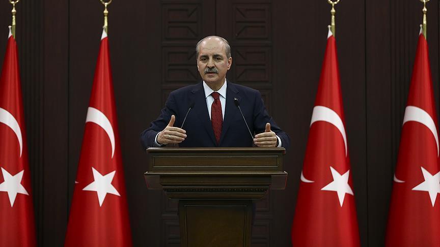 Deputy PM Kurtulmus: Turkey aware of its rights in Aegean Sea