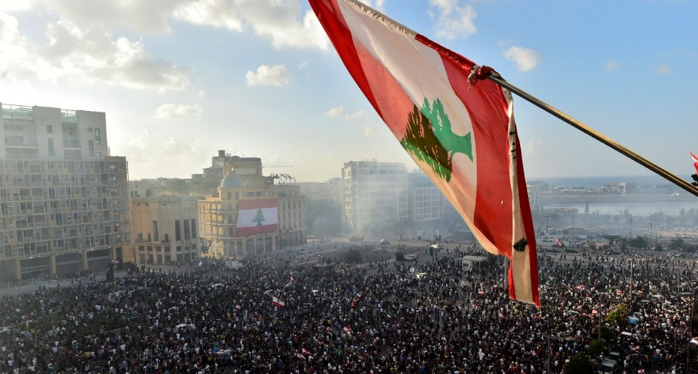 Don't let Lebanon be next one!