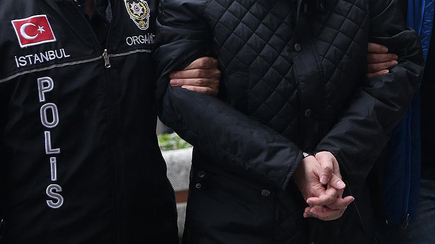 Dozens of FETO suspects arrested across Turkey