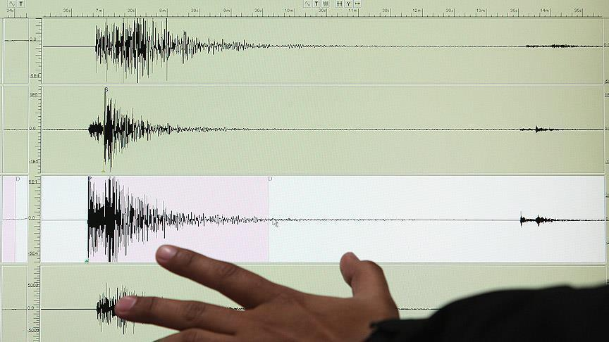 Earthquake shakes Turkey's Canakkale again