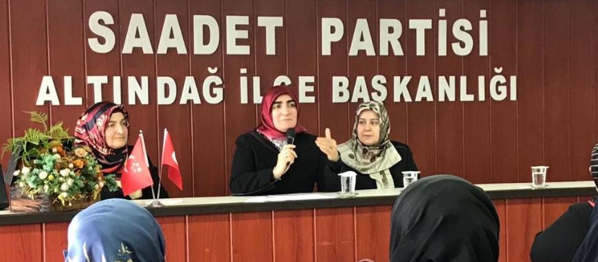 Ebru Asiltürk: Erbakan drew horizon to the country