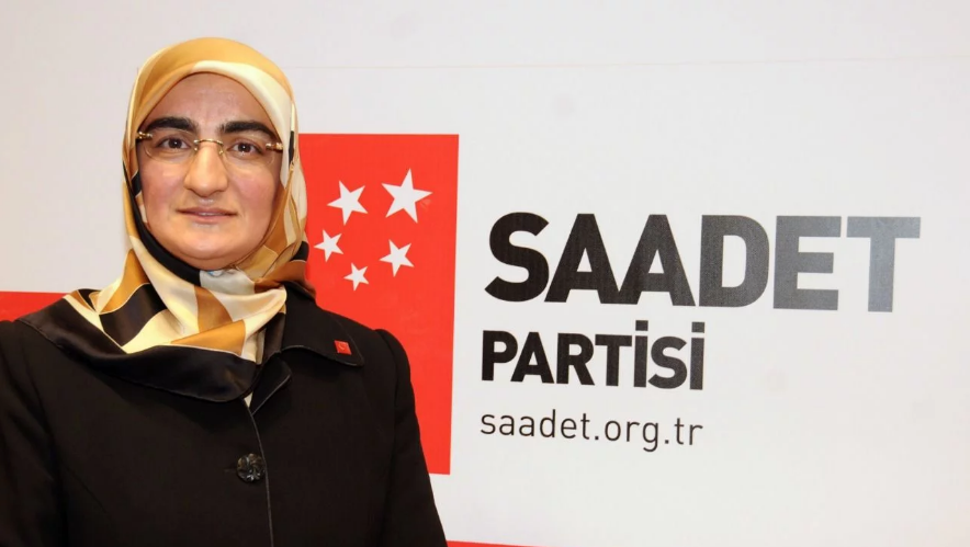 Ebru Asiltürk: Women should be interested in politics