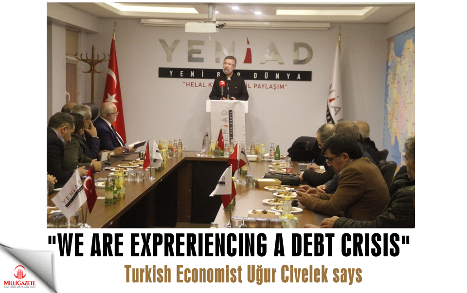 """Economists: """"We are experiencing a debt crisis"""""""