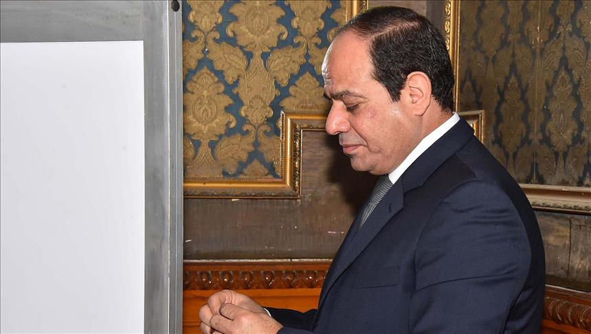 Egypt's Sisi issues stern warning to opposition