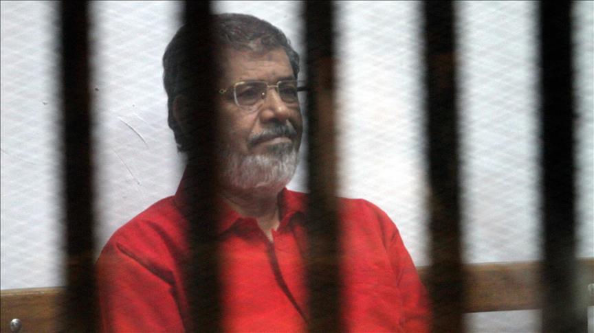 Egypt overturns life sentence against ex-president