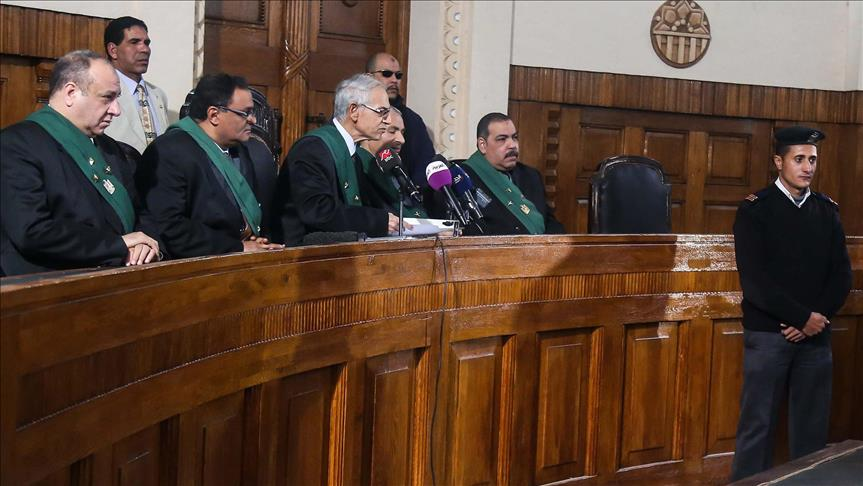 Egypt sentences 4 to death for 2015 'acts of violence'
