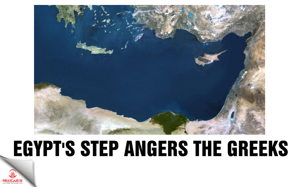 Egypts step angers the Greek
