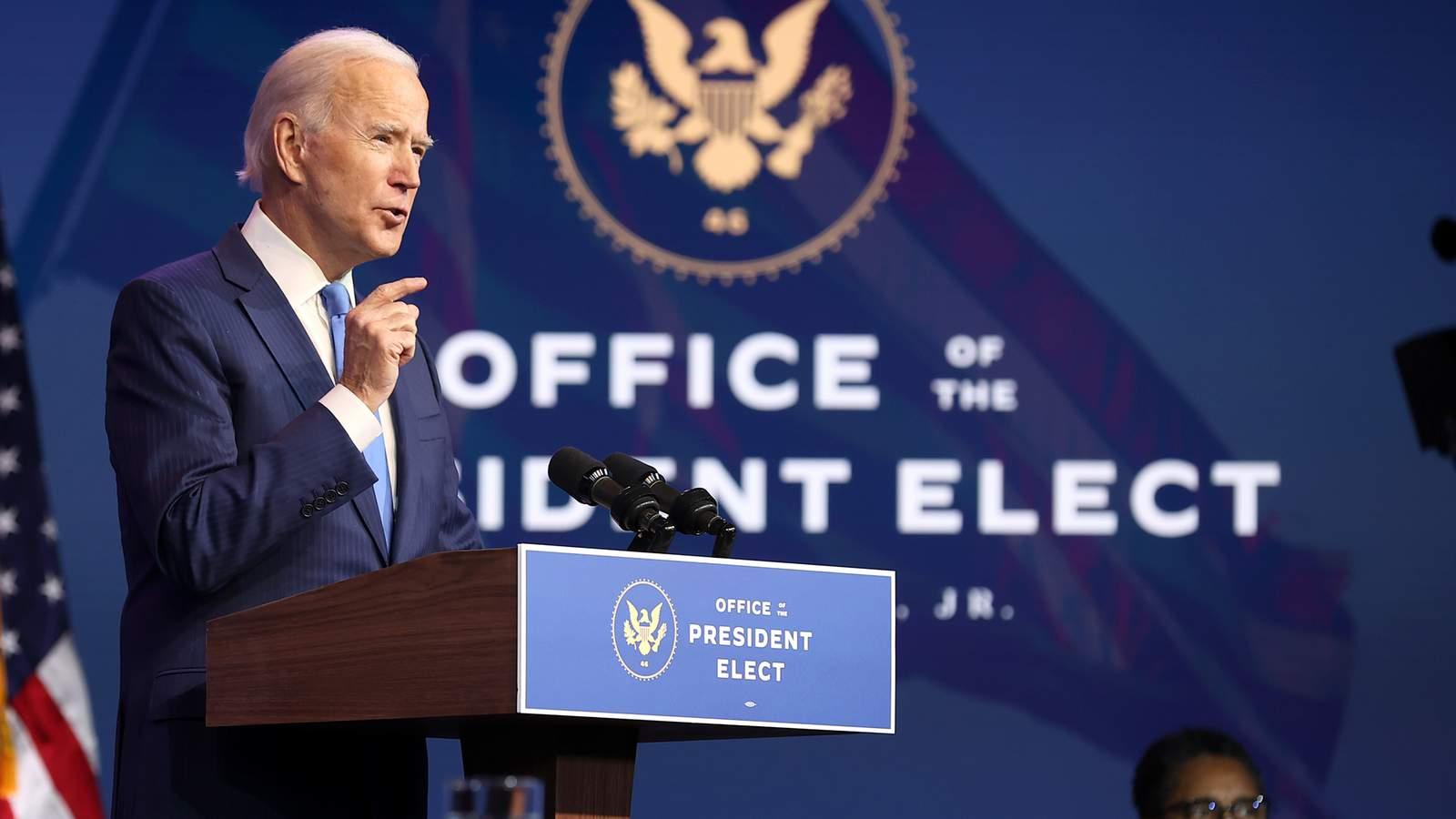 Electoral College makes it official: Biden won, Trump lost