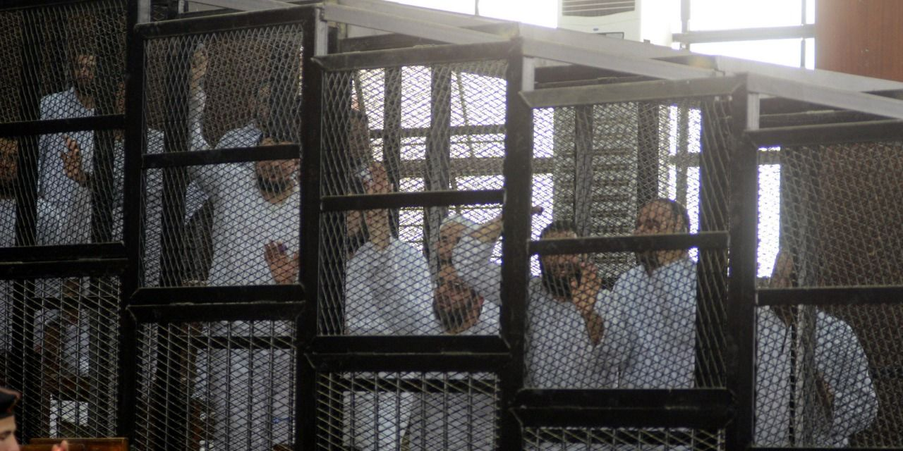 Endless executions in Egypt