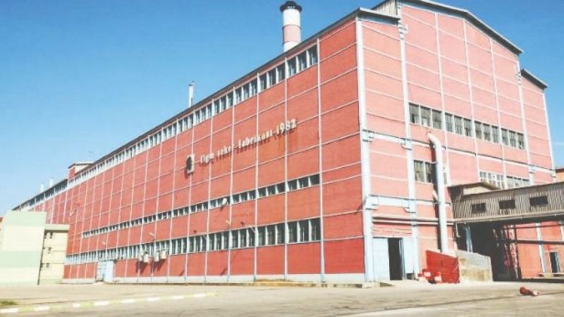Erbakan's sugar factory sold for 637 million Turkish Liras