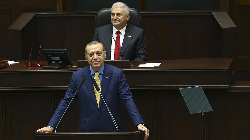 Erdogan: AK Party puts the people's will first
