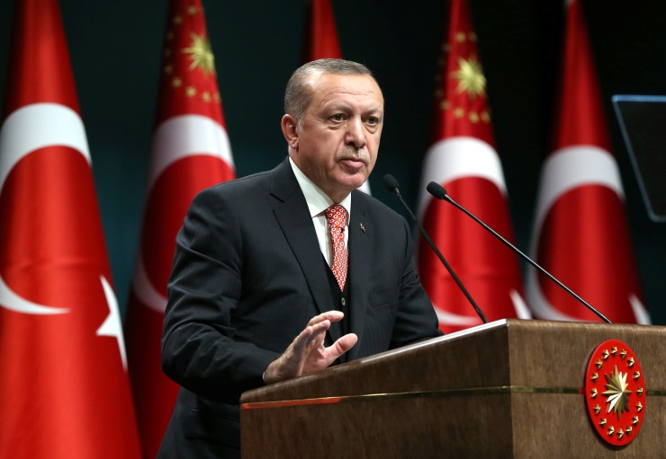 Erdogan announces early elections in Turkey on June 24