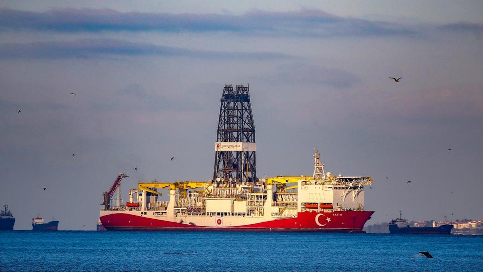 Erdogan announces more gas reserves find in Black Sea