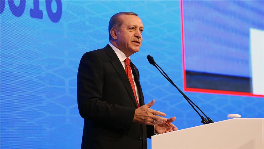 Erdogan disappointed with Obama administration