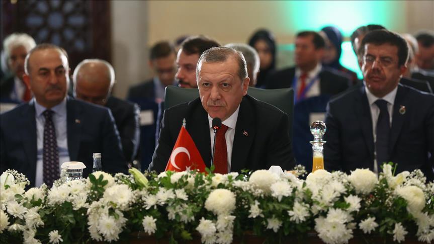 Erdogan in Pakistan calls for closer ties among ECO states