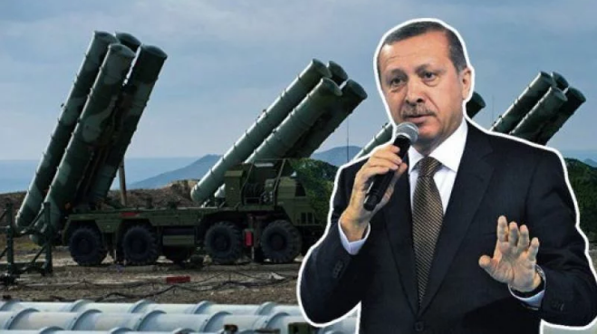Erdogan: Purchase of Russian S-400 air defence systems complete