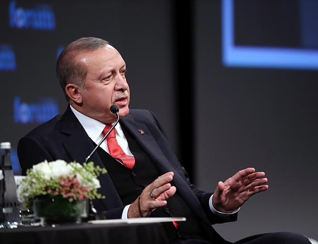 Erdoğan questions 'sincerity' of US partnership amid visa row