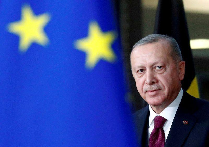 Erdogan says next EU summit cannot take steps against Turkey