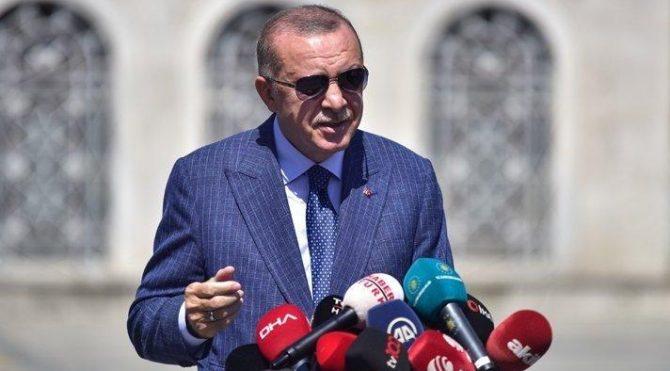 Erdoğan says Turkey's economy on the rise, cites fridge sales