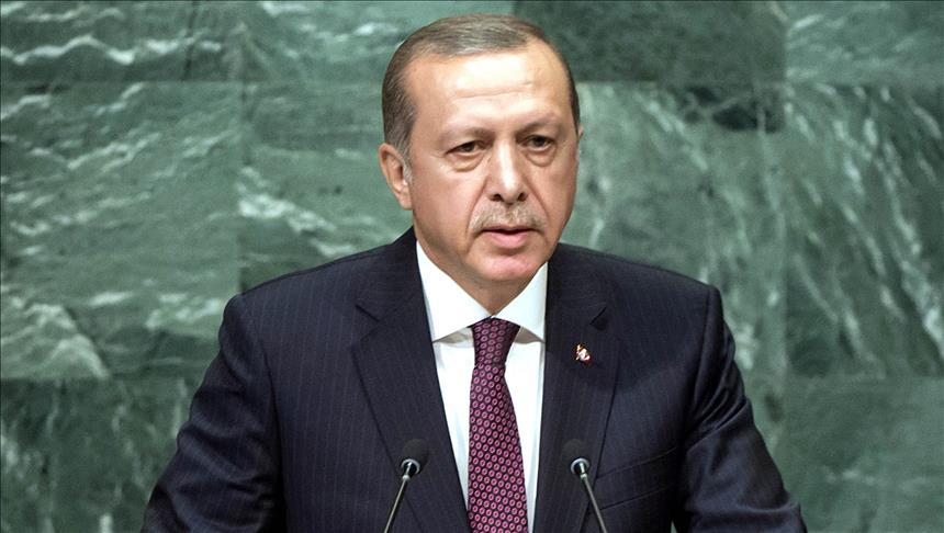 Erdogan slams EU's failure to keep promises to Turkey