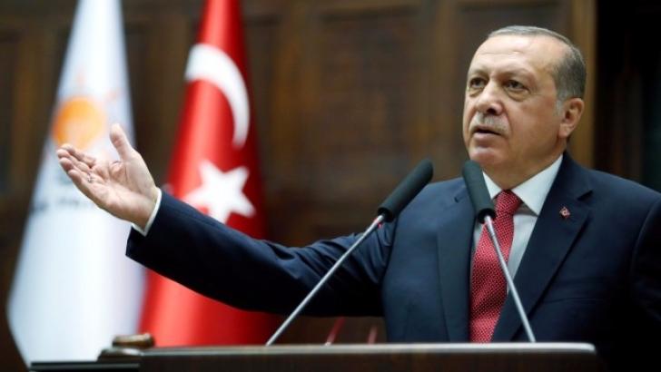 Erdoğan slams NATO for 'not supporting Turkey's Afrin operation'